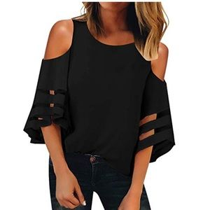 Brand new perfect off the shoulder top